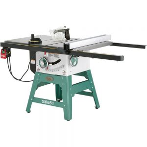 Grizzly G0661 Contractor Table Saw